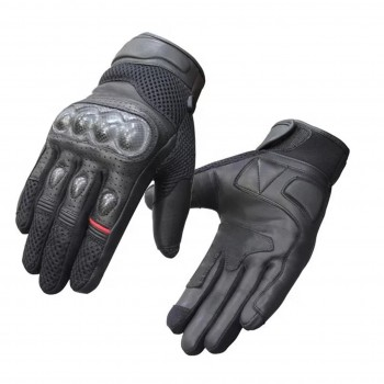 MOTORBIKE SHORT RACING GLOVES