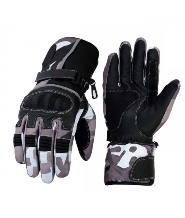 TEXTILE RACING GLOVES